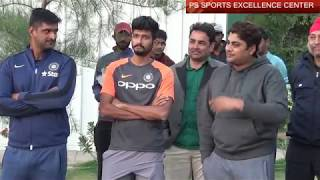 Baixar Gagan khoda || Khaleel Ahmed || Anant Vyas || Pankaj Singh || Imtiaz ali || at ps sports academy