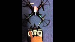 how to pair the drone with remote controller