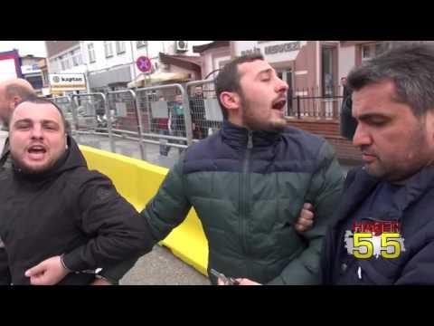 'VUR BANA' DİYEN KERİMCAN'A VURANLAR POLİSE TESLİM OLDU!