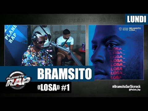 Youtube: Planète Rap – Bramsito«Losa» avec Leto #Lundi