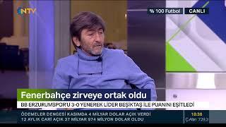 Rıdvan Dilmen ve Murat Kosova ile %100 Futbol (Erzurumspor-Fenerbahçe | 11 Ocak 2021)