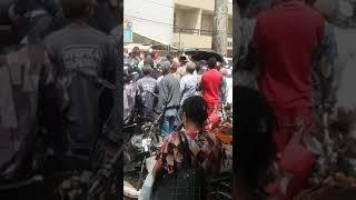 Gambar cover Homem é detido e agredido por populares após furtar celular no centro de Ubajara