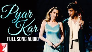 Gambar cover Pyar Kar - Full Song Audio | Dil To Pagal Hai | Lata Mangeshkar | Udit Narayan | Uttam Singh