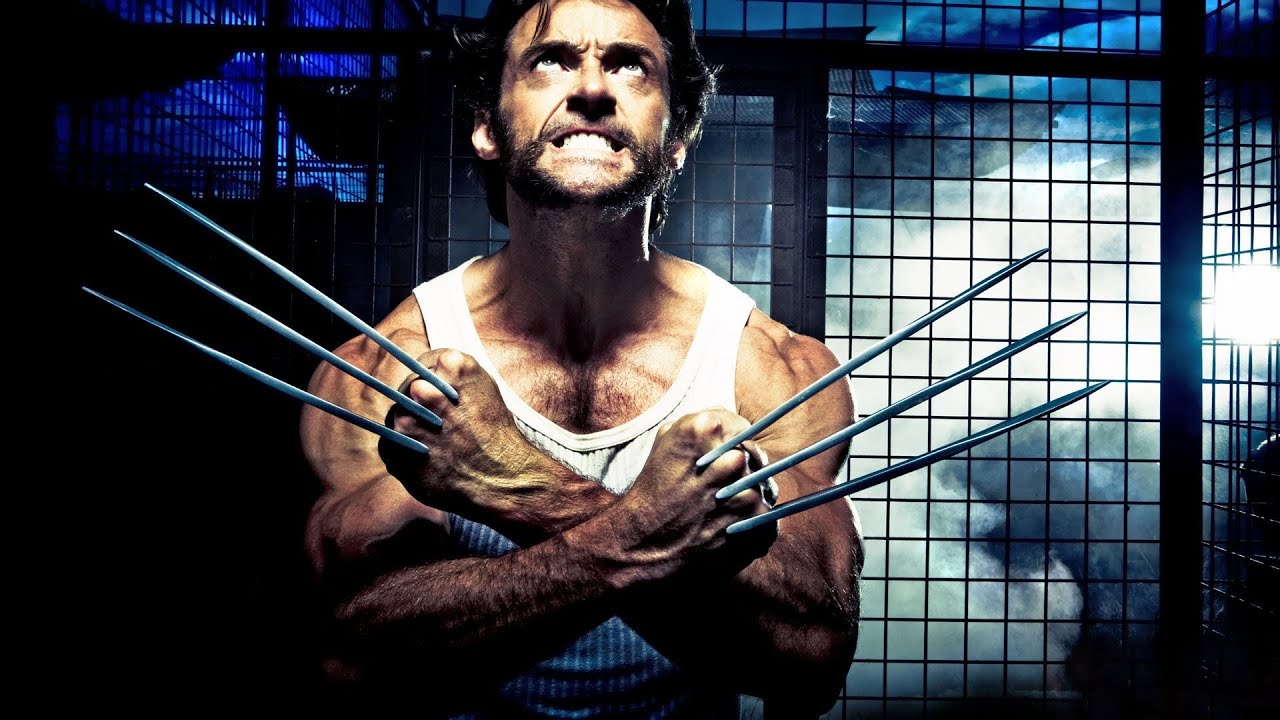 X Men Origins Wolverine Hugh Jackman Trailer Deutsch German