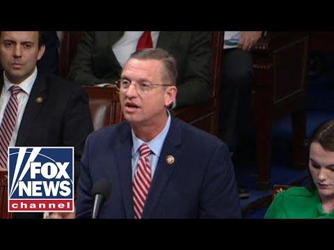 Rep. Collins: Pelosi is leaving a sad legacy