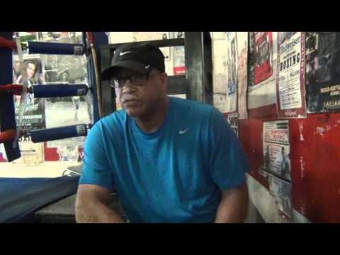 Q and A with the BWAA 2011 coach of the year Virgil Hunter