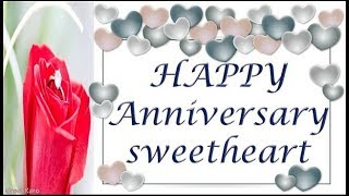 Happy Anniversary Wishes to Husband    WhatsAPP Status Video Clip    30   seconds   Greet Karo   G2B