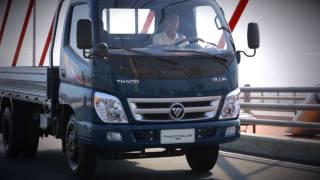 Thaco Ollin tải trung tự tin chất lượng