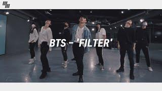 Download lagu BTS 방탄소년단 'Filter' 필터 | Dance Choreography by Kimi Ziro | LJ DANCE STUDIO 춤 안무 엘제이댄스