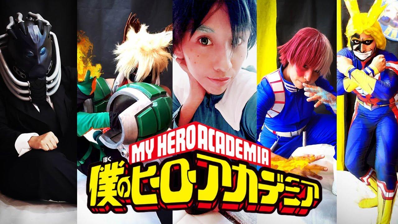 My Hero Academia - Cosplay Dance Cover Queen's (Cover Fest 2020)