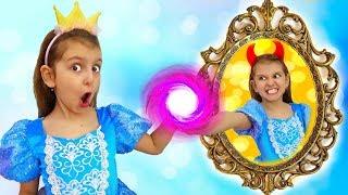 Little Princess Elsa has a Twin sister   Mom is SHOCKED!! Super Elsa