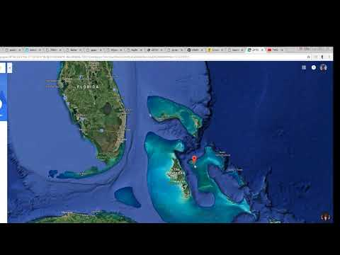 New Underwater Pyramids Discovered Off Bahamas