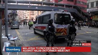 Hong Kong Police Shoot Two Protesters Calls For Flash Mob In Center Of City
