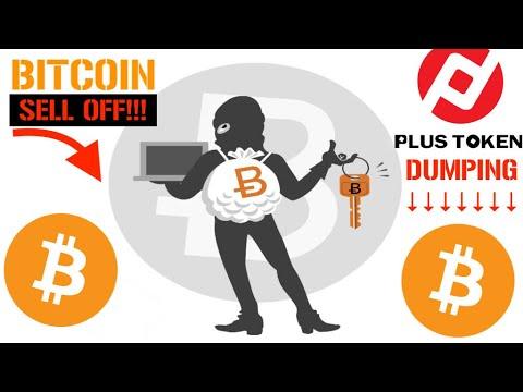Plus Token UNLOADS Bitcoin!!! | Crypto Market Dumping | +Chainlink😉