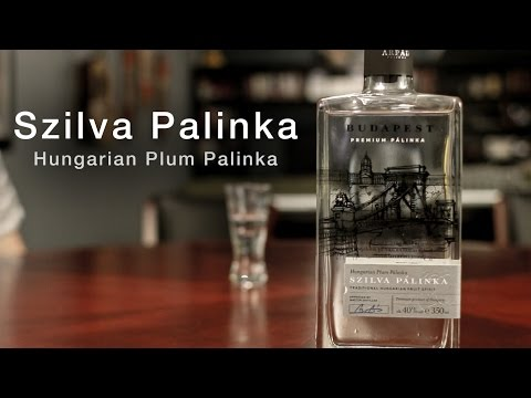Tasting Commercial and Home Made Hungarian Palinka
