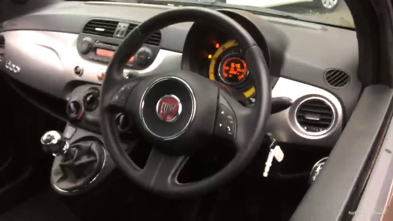 2009 fiat 500 by diesel youtube. Black Bedroom Furniture Sets. Home Design Ideas