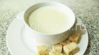 Крем суп из кабачков .Zucchini cream soup
