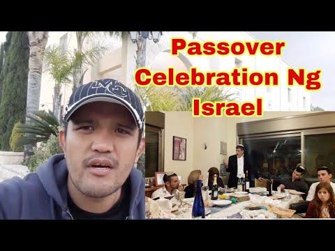 Caregiver Israel Jewish PASSOVER/PESACH Celebration