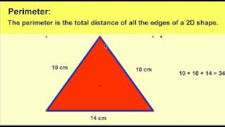 Finding Perimeter of a Triangle