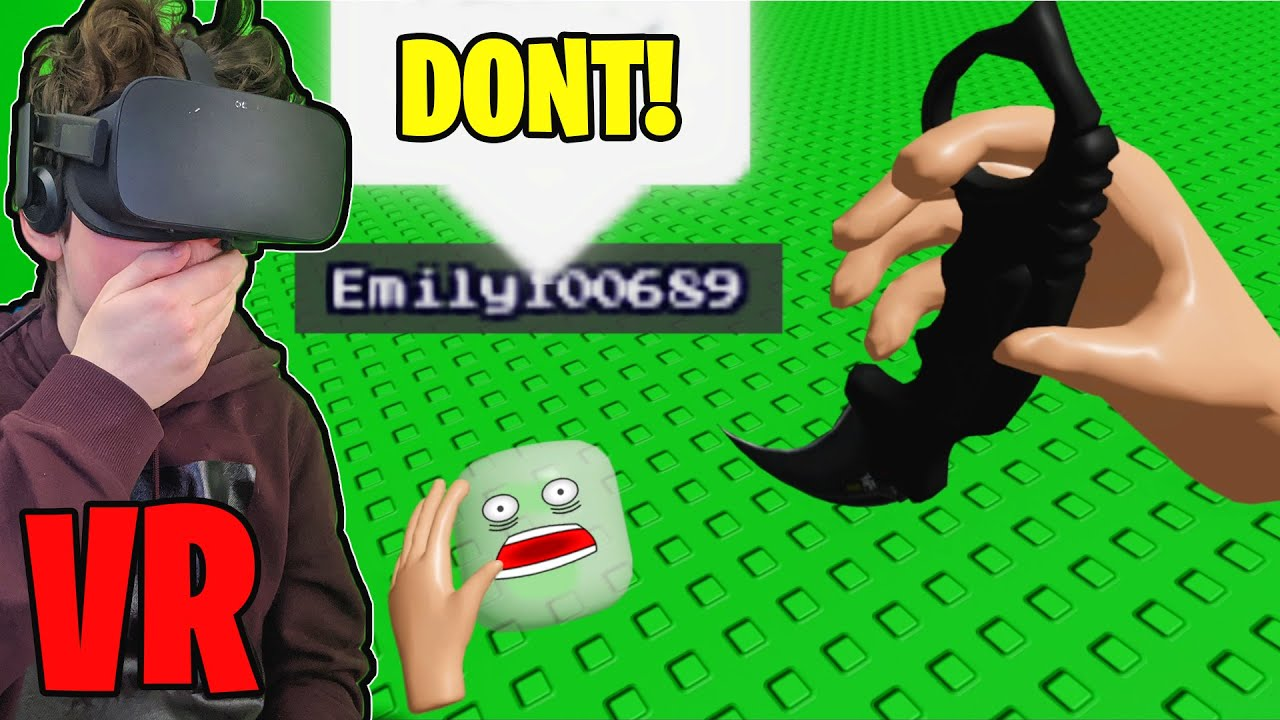 How To Play Vr In Roblox Vr Games Roblox