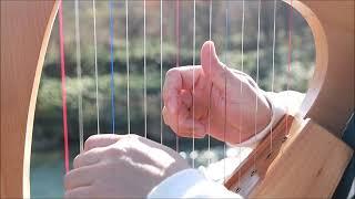 【旅ハープ】ototsubu harp × 奥入瀬