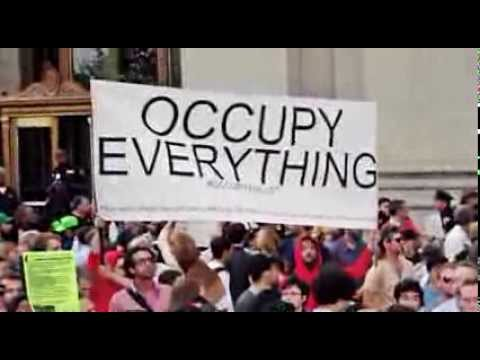 The History of Occupy LSX