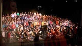Adiemus (Karl Jenkins) - Oberstufenchor Cusanus Gymnasium