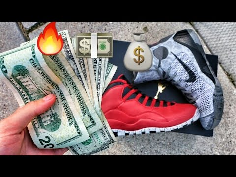 HOW TO SELL YOUR SNEAKERS THE RIGHT WAY