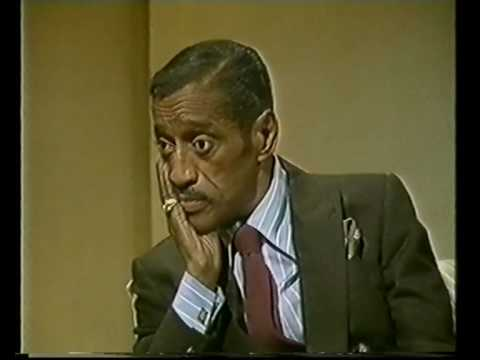 Sammy Davis Jr. at Wogan 1989 (part 2 of 4)