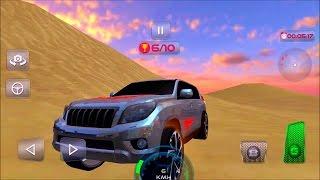 Luxury LX Prado Desert Driving- Best Android Gameplay HD screenshot 5