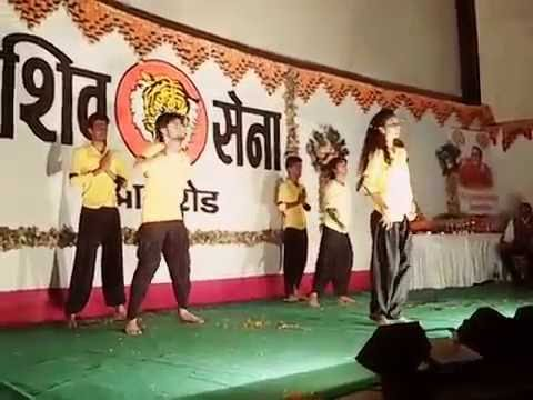 Abcd any body can dance Ridhi sidhi song perfome by bolly hopper's Group