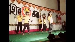 Abcd any body can dance Ridhi sidhi song perfome by bolly hopper39s Group