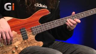 Cort Jeff Berlin Rithmic Bass Review | Guitar Interactive Magazine Issue 26