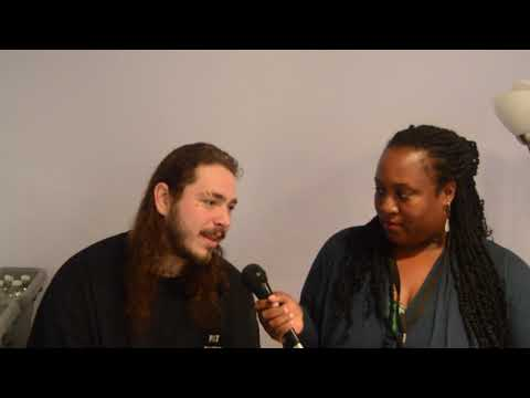 Post Malone Exclusive Backstage Interview