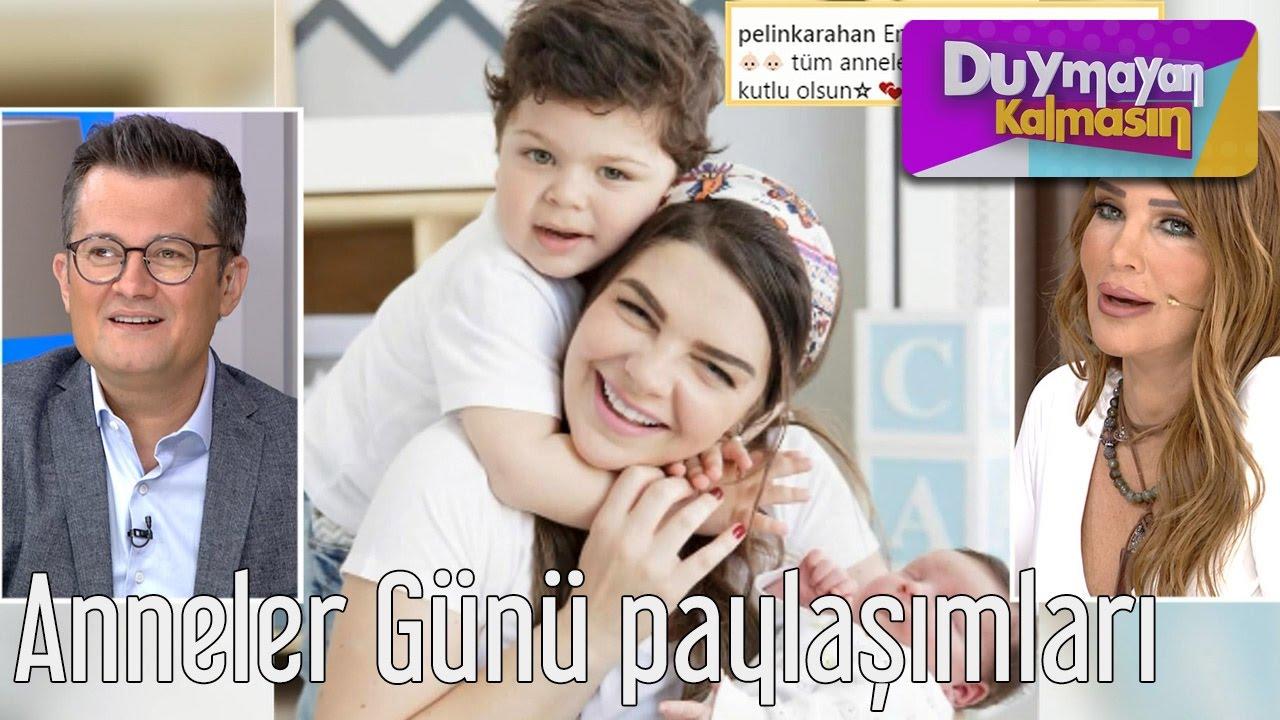 Ünlülerin Anneler Günü