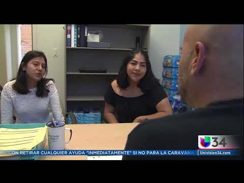 Rio Hondo College Undocumented Student Week of Action Coverage by Univison 34
