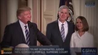 3 Questions for SCOTUS Nominee Neil Gorsuch