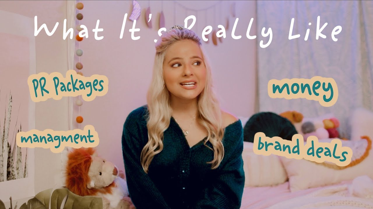 Everything You Ve Always Wondered About Being A Youtuber Ella Elbells Youtube