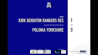 Polonia Yorkshire Match Highlights