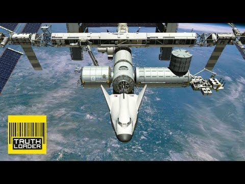 Dream Chaser space taxi crashes on first glide attempt - Truthloader Investigates