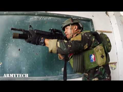 Battle Of Marawi : Philippines Special Force In Action