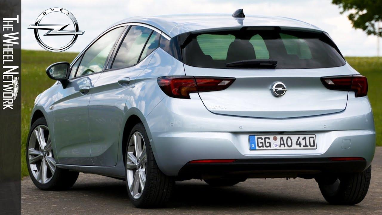 2020 Opel Astra Exterior Interior