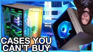 Ideas Case Manufacturers Will Steal (+ O11 Distro Plate) | Cyberpower at CES 2020