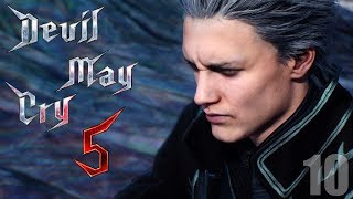 RODZINNE SPRZECZKI [#10] Devil May Cry 5