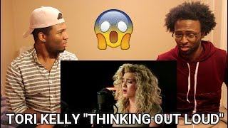 tori kelly thinking out loud cover reaction