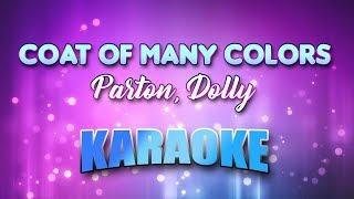 Parton, Dolly - Coat Of Many Colors (Karaoke & Lyrics)