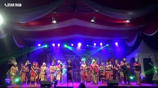 RUMAH RADANK BERGEMURUH !! Jarang Goyang Ala dr. Karolin Margret Natasa di Gawai Dayak Kalbar 2018