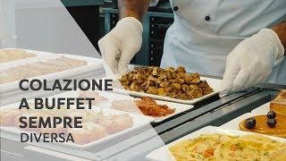 Colazione a buffet sempre diversa I Spadellati nel RATIONAL SelfCookingCenter