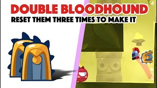 King of Thieves - Base 23 Double Bloodhound