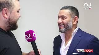 زياد برجي بين نوال الزغبي، نانسي عجرم ووائل كفوري.. وما قصة فيلمه الجديد؟!